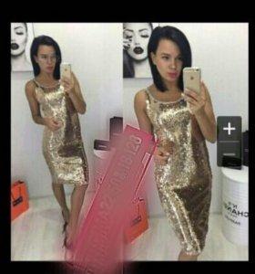 Платье 413