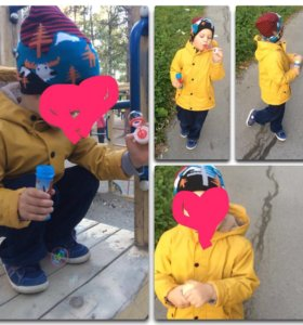 Куртка ZARA для мальчиков