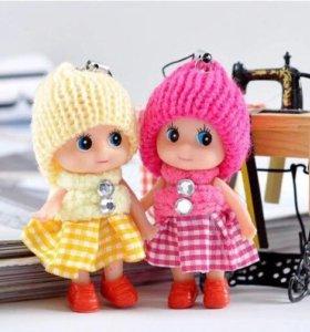 Брелочки-куколки