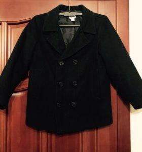 Пальто на мальчика 8-10 лет