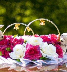 Ленты,Свадебные кольца