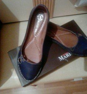 Туфли новые Mario Mikke