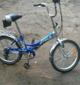 Велосипед. STELS-350