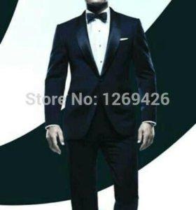 Черный костюм М-ка