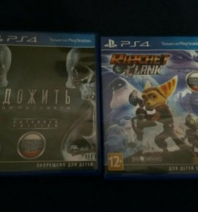 Ratchet and Clank. ps4