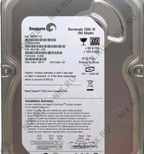 St325041 OAS SCSI DISK DEVICE 250gb