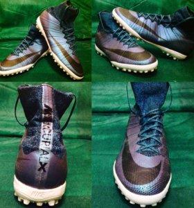 Nike Mercurial X (сороконожки)