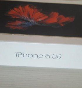 Коробка Айфон 6S на 64 гиг