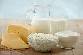 Фермерская молочная продукция