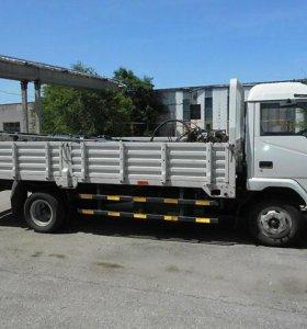 Услуги грузовика борт 3 тонны
