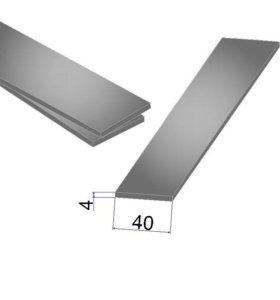 Полоса 40х4 стальная