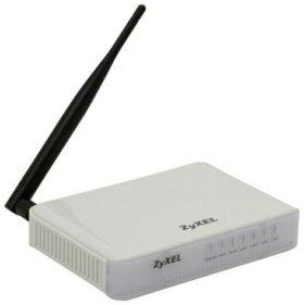 Wi-fi роутер Zyxel P-330W EE