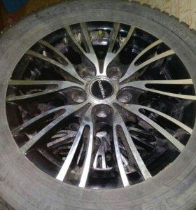 колеса с дисками