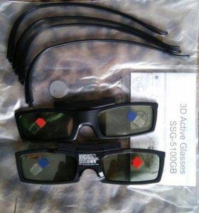 ЗД очки (пара)