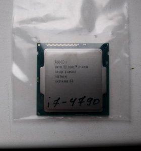 Процессор Intel Core i7 4790 OEM + куллер
