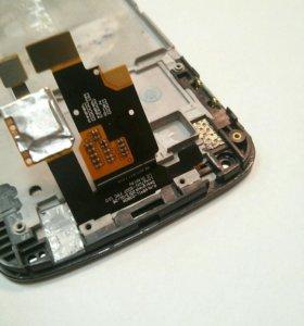 Экран для Nexus 4 (в сборе)