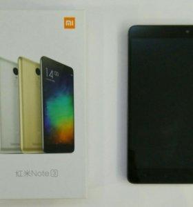 Xiaomi redmi note 3 pro 2/16 grey