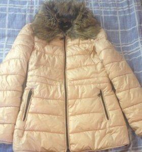Куртка зимняя oodji