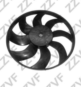 Вентилятор мазда 3 bk