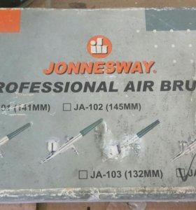 Профессиональный аэрограф