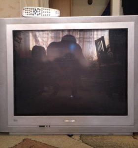Телевизор PHILIPS 68см.