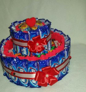 Торт из милки