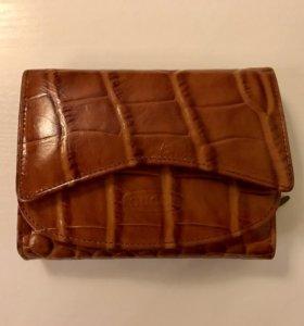 НОВЫЙ женский кошелёк из натуральной кожи