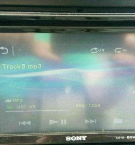 Sony XAV-65