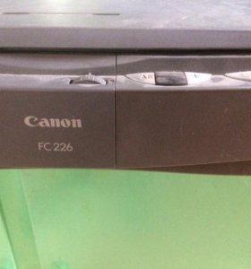 Ксерокс canon FC 226