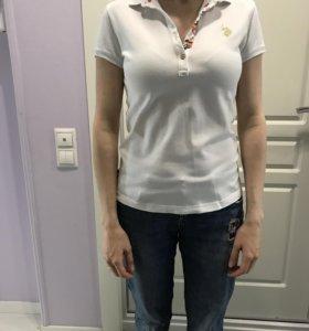 Новая футболка-поло U.S.Polo