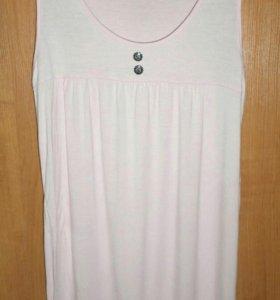 Платье розовое (в.о.)