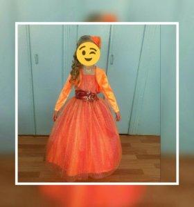 Платье на выпускной в д/с