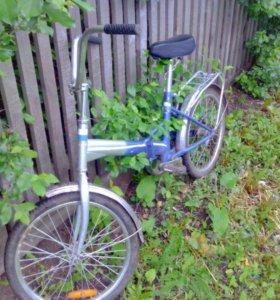 Велосипед 7+