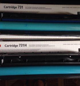 Картридж canon 731, 731Н