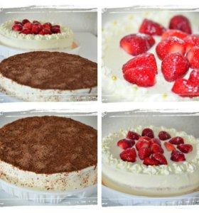 Домашняя выпечка ( печенье, торты, пирожные)