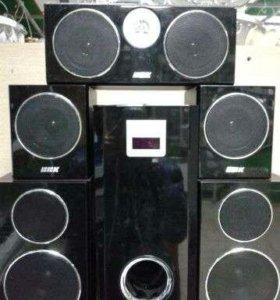 Система 5.1 BBK MA-970S+DVD