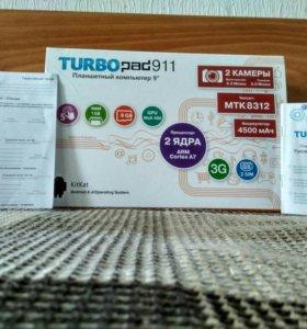 Планшет Turbo