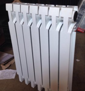 Радиаторы отопления чугунные