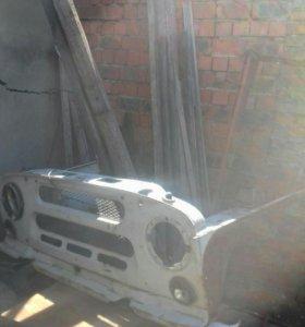 передняя часть от УАЗ 469