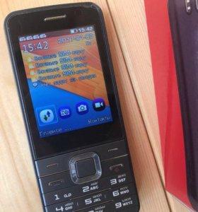 Мобильный телефон сотовый телефон 4 симкарты новый