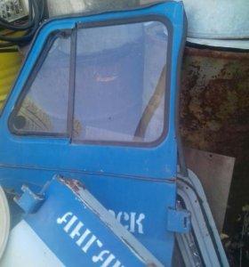 двери от УАЗ 469