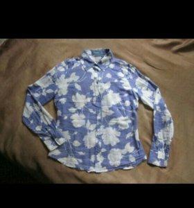 Рубашка BENETTON.