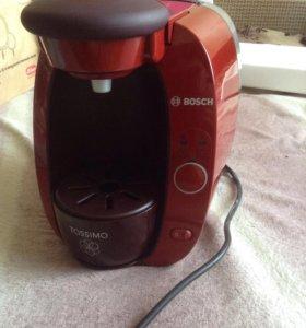 Капсульная кофеварка Bosch Тассимо