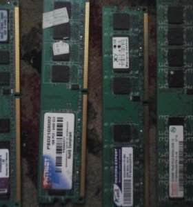 ОЗУ для ПК DDR 2