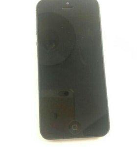 iPhone 5 black, 64Gb, Lte