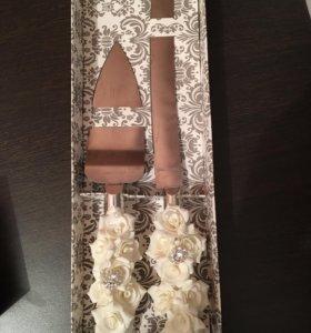 Свадебный набор для торта