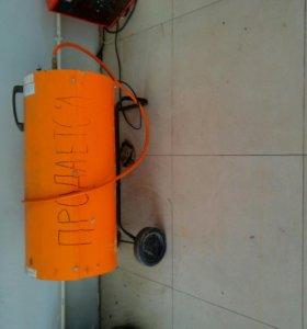 Тепло генератор газовый