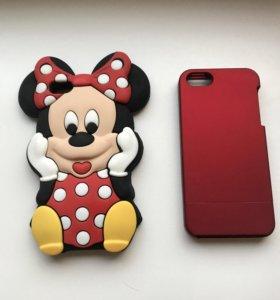 Чехлы для IPhone 5,5+