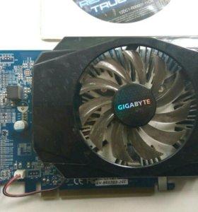 Видеокарта GIGABYTE HD 6570