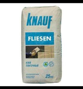 Плиточный клей Кнауф флизин 25кг